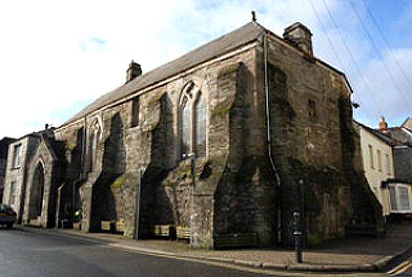 Cornwall Buildings Preservation Trust
