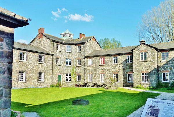 Llanfyllin Dolydd Building Preservation Trust