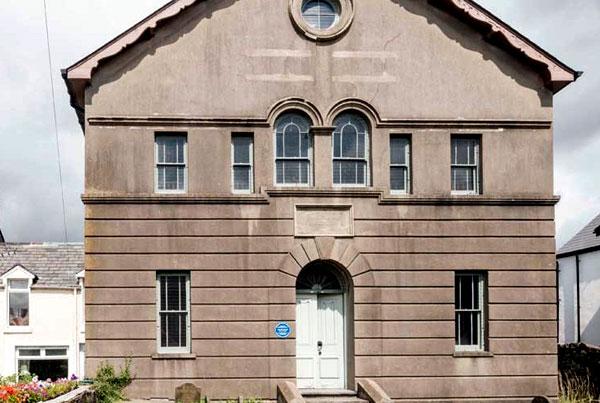 Welsh Religious Buildings Trust – Ymddiriedolaeth Addoldai Cymru