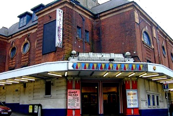 Derby Hippodrome Restoration Trust (The)