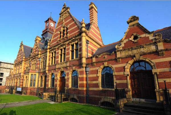 Manchester Victoria Baths Trust