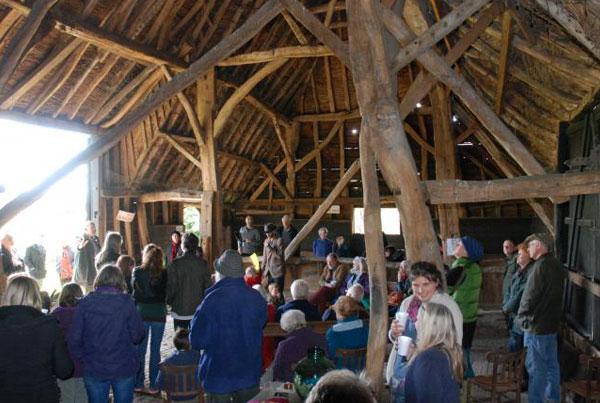 Tithe Barn Trust