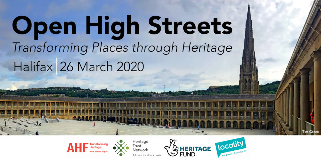 open high streets