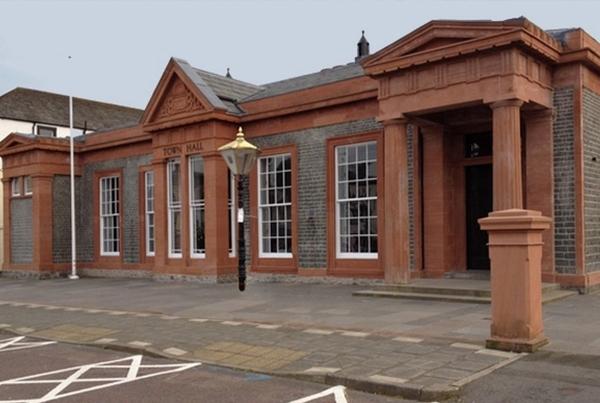 Moffat Town Hall Redevelopment Trust