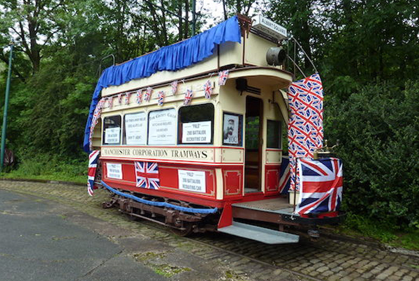 Manchester Transport Museum Society Ltd