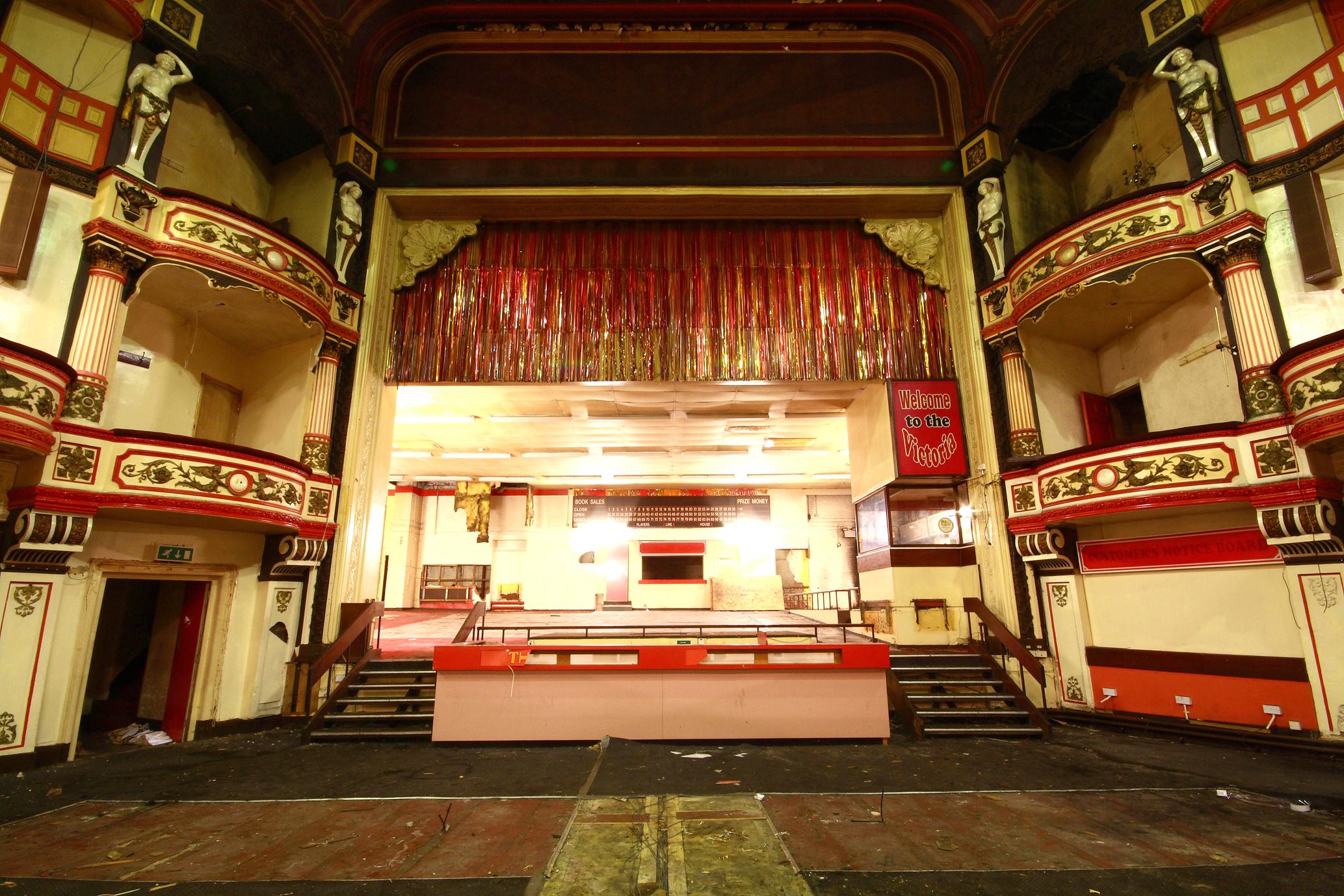 Salford Victoria Theatre Trust