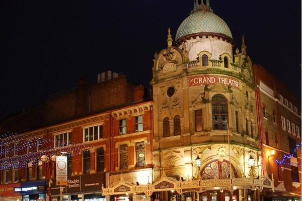 Blackpool Grand Theatre Trust Ltd