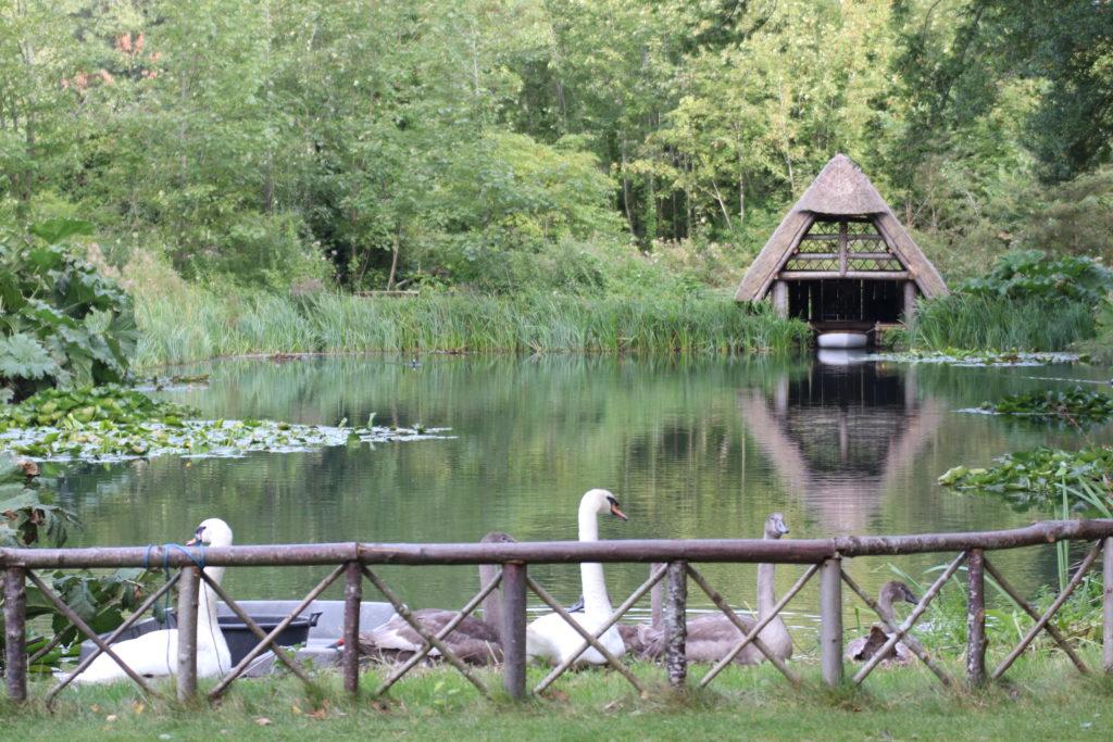 Historic stew ponds