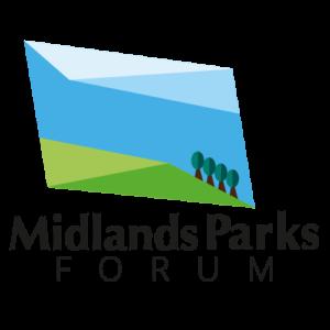 Logo of the Midlands Parks Foum