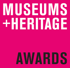 Logo of the Museums and Heritage awards