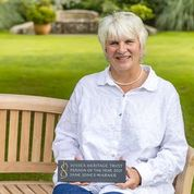 Photograph of Sussex Heritage Person of the Year, Jane Jones-Warner.